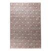 Esprit Handgewebter Teppich Simple in Lila