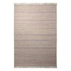 EspritHome Misty Hand-Woven Brown Area Rug