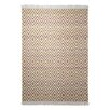 EspritHome Vector Hand-Woven Orange Area Rug