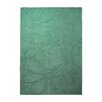 EspritHome Lily Hand-Tufted Green Area Rug