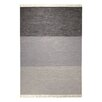 EspritHome Casual Handwoven Anthracite Rug