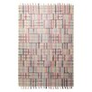 EspritHome Freaky Hand-Woven Multi-Coloured Area Rug