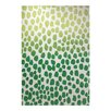 EspritHome Snugs Green Area Rug
