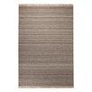 Esprit Handgewebter Teppich Blurred in Taupe