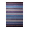 EspritHome Nomad Hand-Woven Purple Area Rug