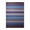 EspritHome Nomad Hand-Woven Purple Area Rug