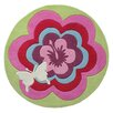 EspritHome Fantasy Flower Hand-Tufted Multi-Coloured Area Rug