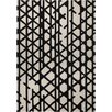 EspritHome Artisan Pop Handtufted Black and White Rug