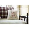 Taylor Linens Canvas Throw Pillow