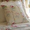Taylor Linens Shore Rose Porch Cotton Throw Pillow