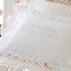 Taylor Linens Twinkle Twinkle Linen Boudoir/Breakfast Pillow