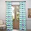 Half Price Drapes Canvas Curtain Panel
