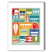 Americanflat Visual Philosophy My Cathrineholm Kitchen Graphic Art on Canvas