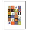 Americanflat Mid Century Medley Graphic Art on Wrapped Canvas