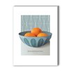 Americanflat Visual Philosophy Oranges Graphic Art