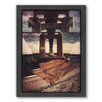 Americanflat Mnt Hpe Framed Graphic Art on Canvas