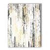 Americanflat Falling Stars by Khristian Howell Graphic Art on Wrapped Canvas