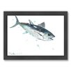 Americanflat Fish 2 by Suren Nersisyan Framed Painting Print