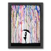 Americanflat Persephone Framed Graphic Art