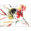 Americanflat Bee 3 by Suren Nersisyan Painting Print