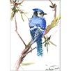 Americanflat Jay 3 by Suren Nersisyan Painting Print