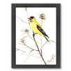 Americanflat Goldfinch 5 by Suren Nersisyan Framed Painting Print
