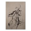 Americanflat The Cellist Painting Print