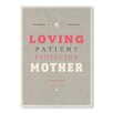 Americanflat Maria Hernandez Loving Mother Textual Art