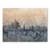 Americanflat New York Skyline Wall Mural