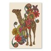 Americanflat Easy Camel by Valentina Ramos Framed Graphic Art