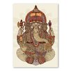 Americanflat Ganesha by Valentina Ramos Framed Graphic Art