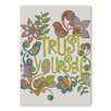 Americanflat Trust Yourself Graphic Art