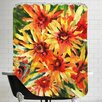 Americanflat Blanket Flowers 1 Shower Curtain