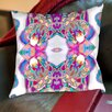 Americanflat Sweet Orchid Throw Pillow