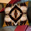 Americanflat Feathers Throw Pillow