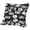 Americanflat Music Throw Pillow