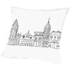 Americanflat In The City 1 Throw Pillow