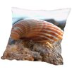 Americanflat Sea Shell Throw Pillow