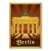 Americanflat Berlin Vintage Advertisement