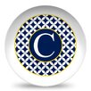 """Carved Solutions Personalized 10"""" Melamine-Free Plate"""