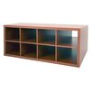 Organized Living freedomRail Schulte Double Hanging 8 Compartment Cubby