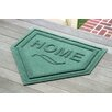 Bungalow Flooring Aqua Shield Home Plate Mat