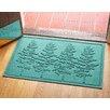 Bungalow Flooring Aqua Shield Fir Forest Doormat