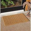Bungalow Flooring Forever KoCo Chevron Doormat