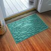 Bungalow Flooring Aqua Shield Statement of Porpoise Doormat