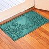 Bungalow Flooring Aqua Shield Bicycle Doormat
