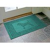 Bungalow Flooring Aqua Shield Beagle Doormat