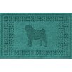 Bungalow Flooring Aqua Shield Pug Doormat