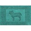 Bungalow Flooring Aqua Shield Bulldog Doormat