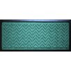 Bungalow Flooring Aqua Shield Chevron Boot Tray Doormat